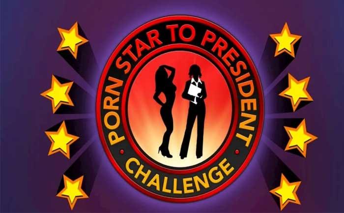 Porn Star to President BitLife Challenge