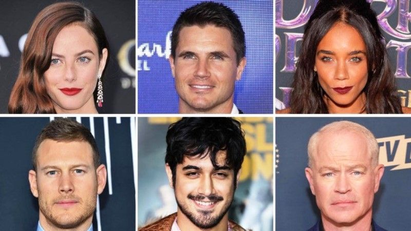 Resident Evil Reboot Movie Cast