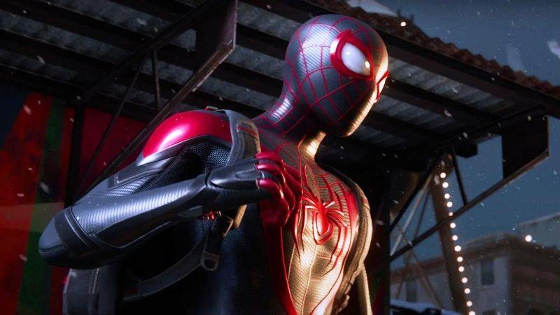 Spider-Man: Miles Morales 4K