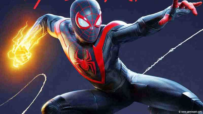 Spider-Man: Miles Morales Day-One Patch Size