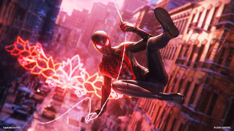 Spider-Man: Miles Morales Other Playable Characters