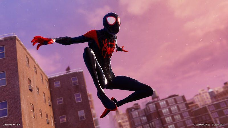 Spider-Man: Miles Morales PS5 Load Times