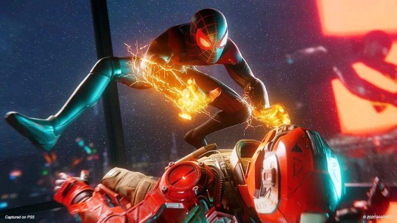 Spider-Man: Miles Morales Stealth Mechanics