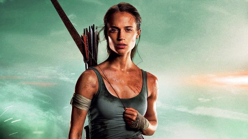 Tomb Raider 2 Shooting in 2021