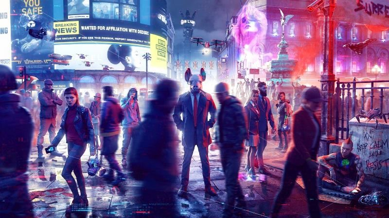Watch Dogs: Legion Can Be Played Offline