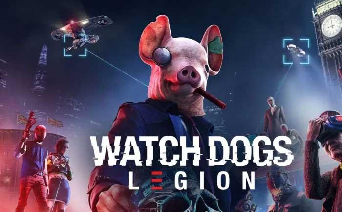 Watch Dogs Legion Crouch Sneak