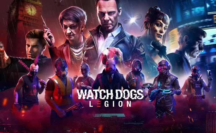 Watch Dogs Legion Preorder Code Redeem