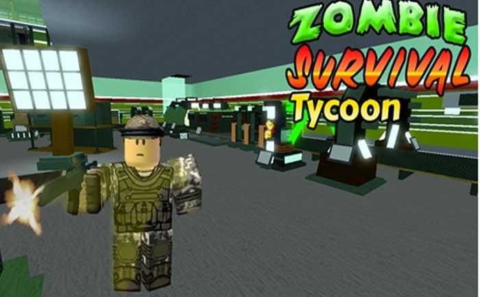 Zombie Defense Tycoon Codes