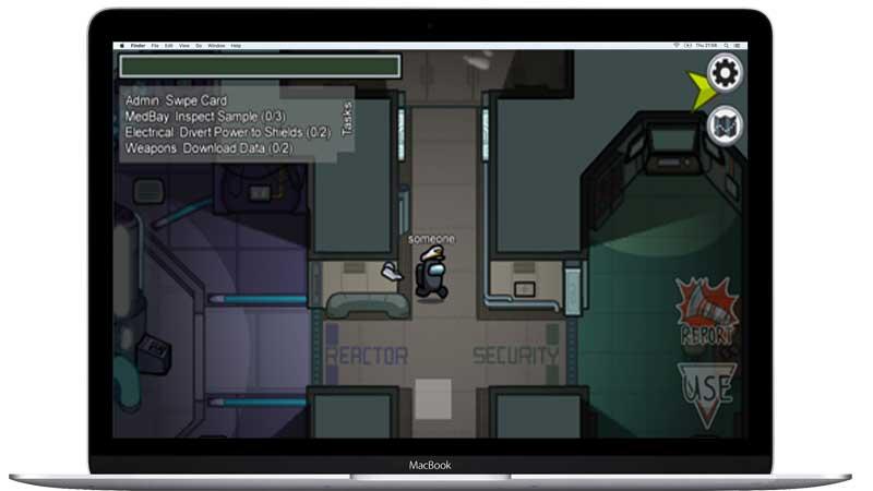 How To Play Among Us On Mac Iphone Among Us Mac Ios Download