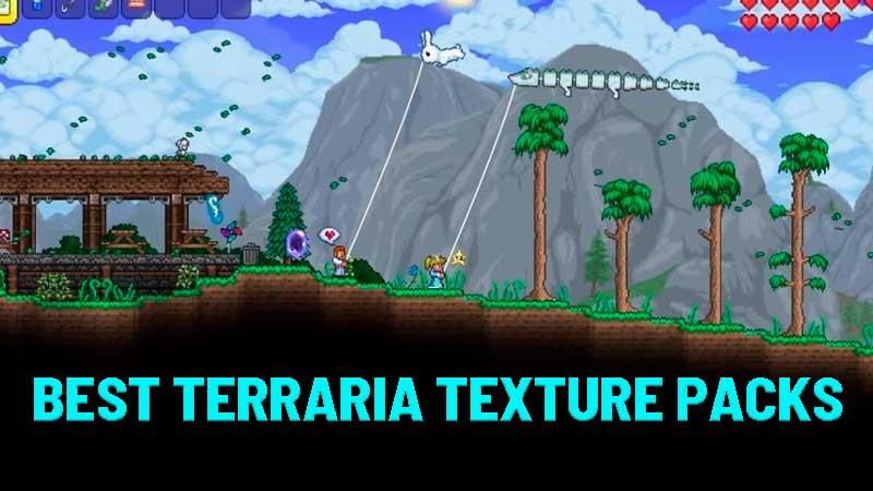 Best Terraria Texture Packs 2020