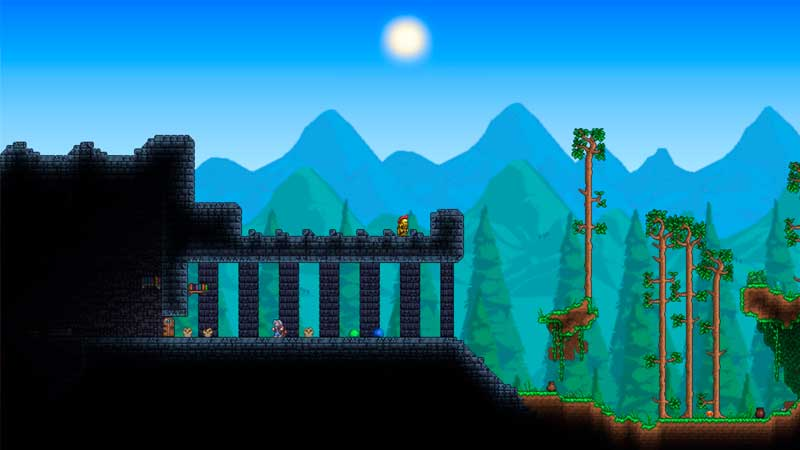 Better Ambiance Texture Pack in Terraria 2020