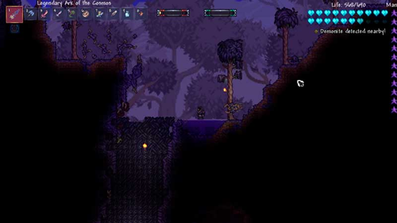 The Calamity Texture Packs in Terraria 2020