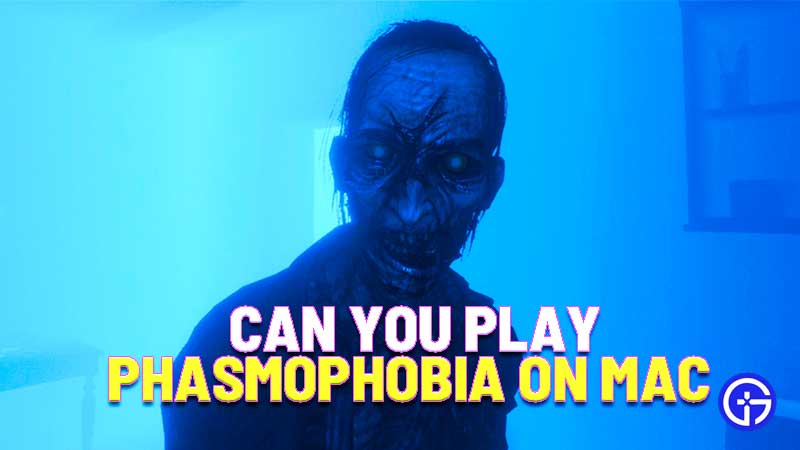 can you play phasmophobia on mac