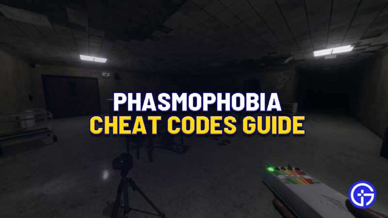 Phasmophobia Cheats Guide Infinite Money Xp Download Trainer More