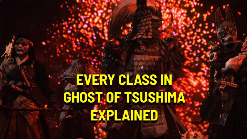 class ghost of tsushima legends explained