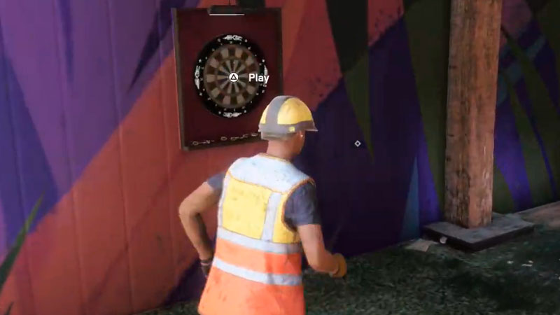all darts game locations in watch dogs legion