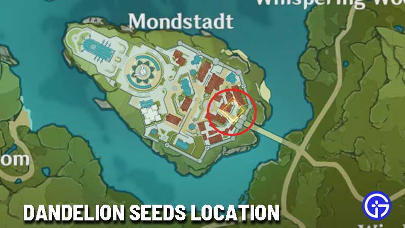 genshin-impact-dandelion-seeds-location