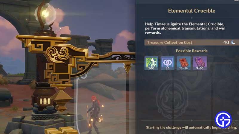 genshin impact elemental crucible event