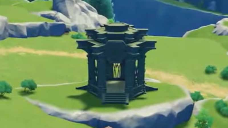 Genshin Impact Depth of Shrines Unlock Guide