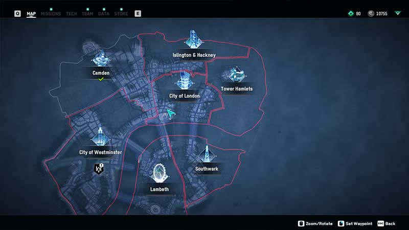 how to complete hack the planet achievement in watch dogs legion