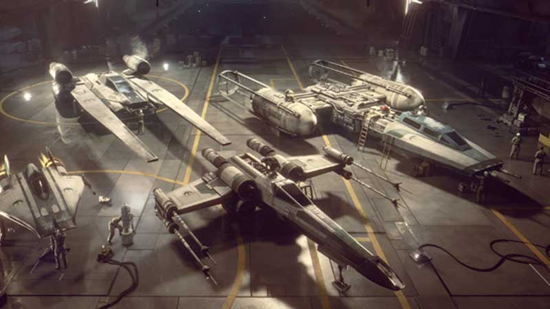 how to earn glory in Star Wars Squadrons