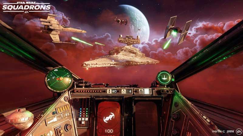 how to fix Star Wars Squadrons fleet battle tutorial glitch