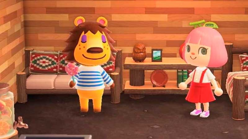 how to get lollipop in animal crossing new horizons