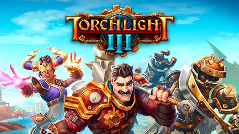 how to play with friends torchlight 3