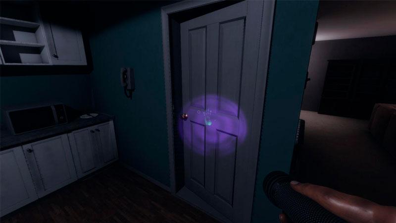 how to use ir flashlight phasmophobia