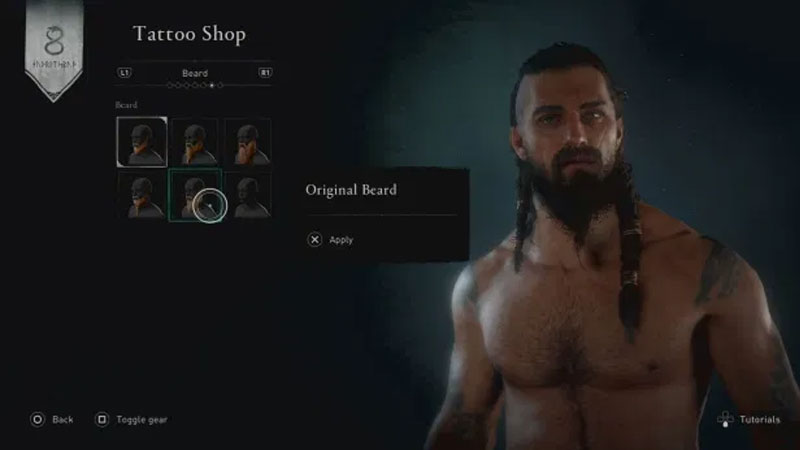 How To Change Character Appearance In Assassin's Creed Valhalla