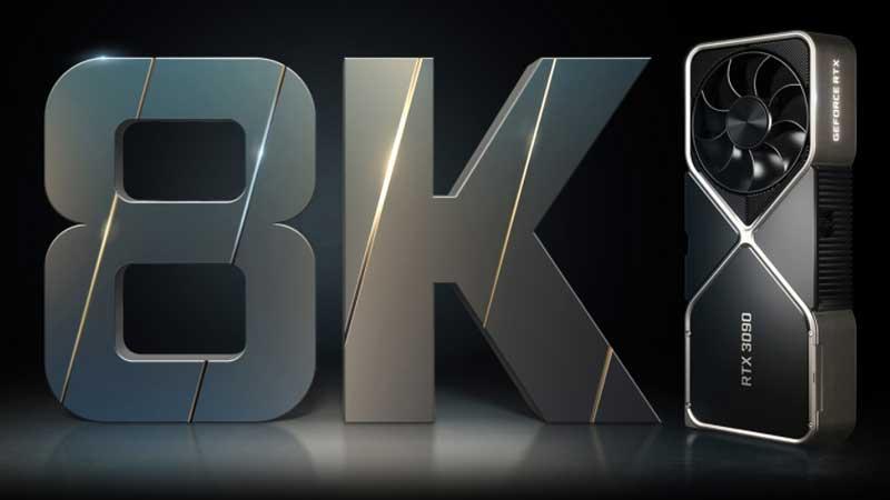 Nvidia 8K Gaming