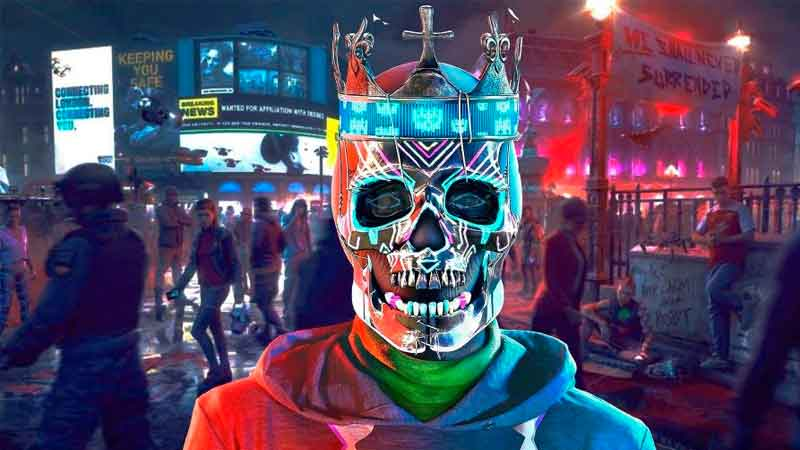 can you play as queen in watch dogs legion