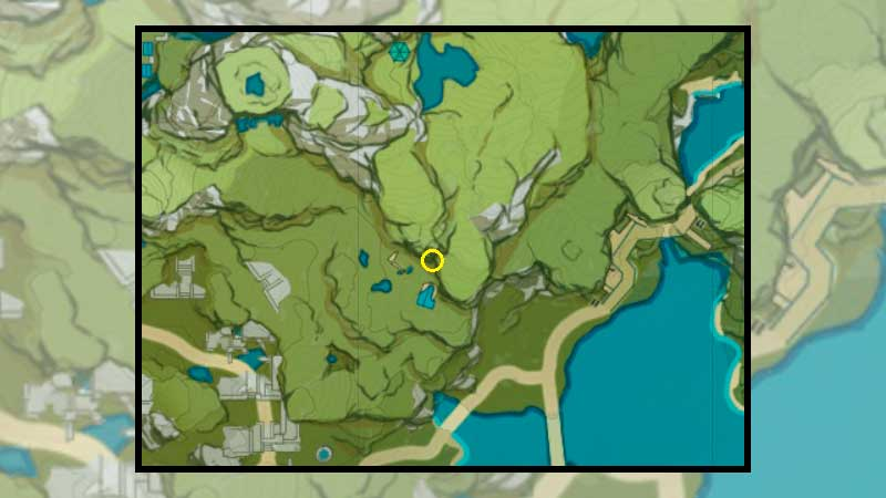 where to find violetgrass in genshin impact