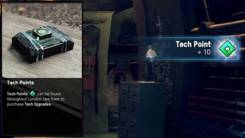 Watch Dogs Legion Tech Points