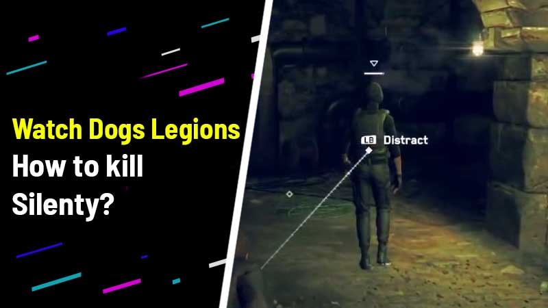 Watch Dogs Legion Takedown Guide