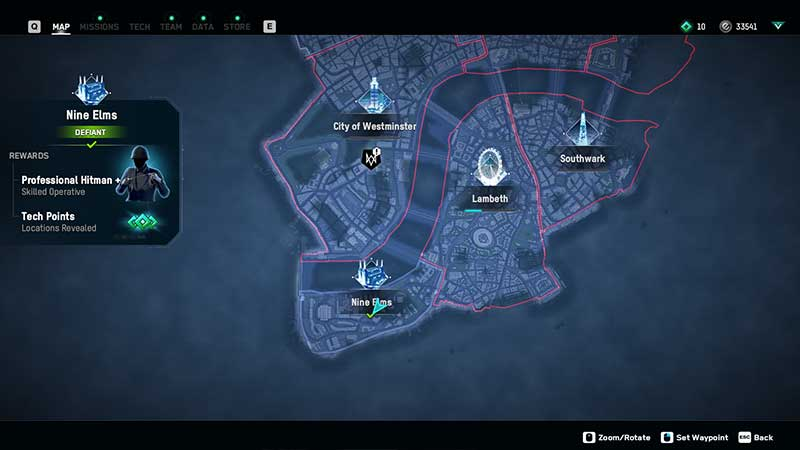 where to find hitman in watch dogs legion