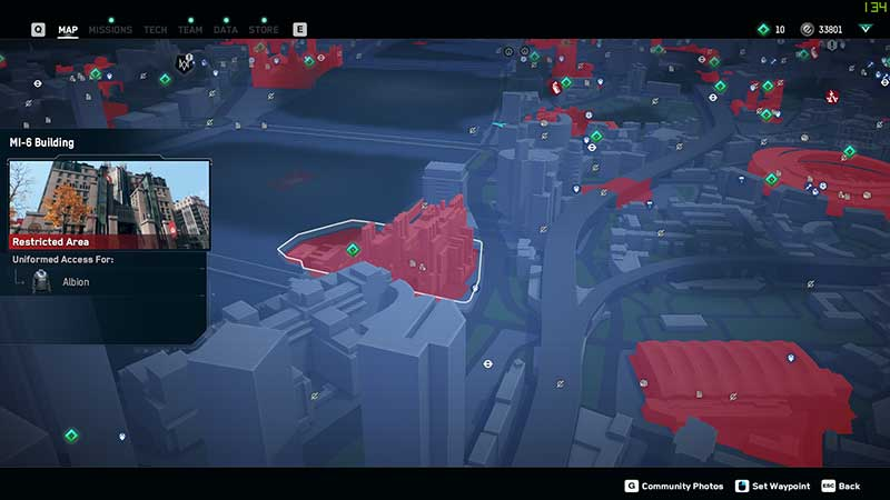 where to recruit a spy in watch dogs legion