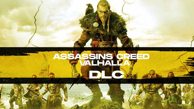 Assassins Creed Valhalla DLC Item Guide