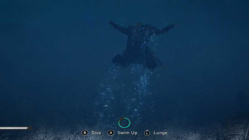 Assassins Creed Valhalla Swimming Guide