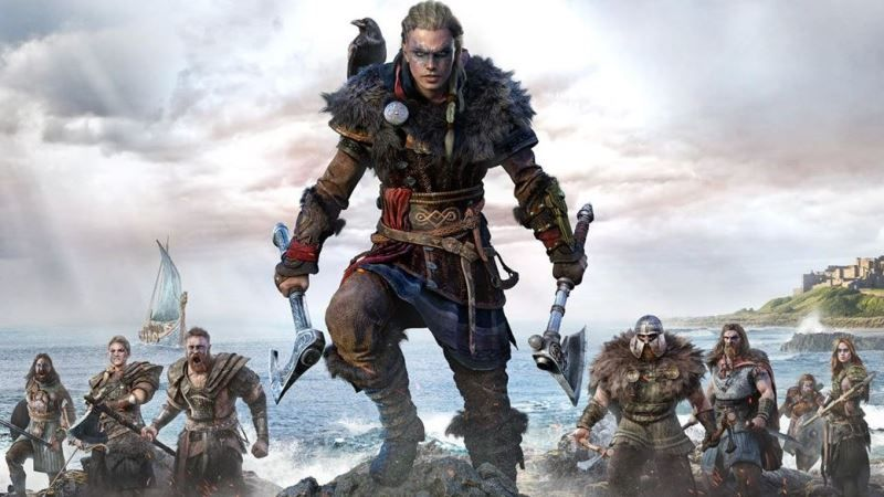 Assassin's Creed Valhalla Update 1.04 Causes Framerate Problems on PS5