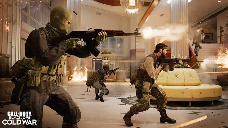 Black Ops Cold War Low Framerates Guide