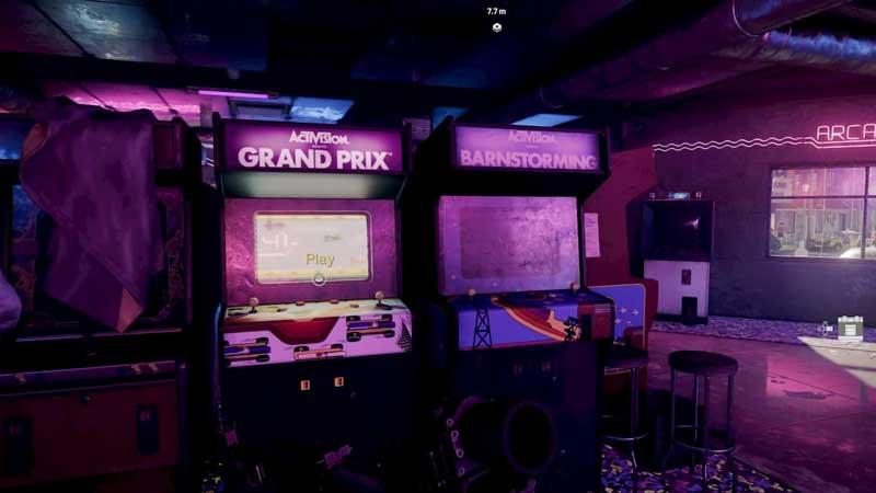 CoD Black Ops Cold War Arcade Machine Locations