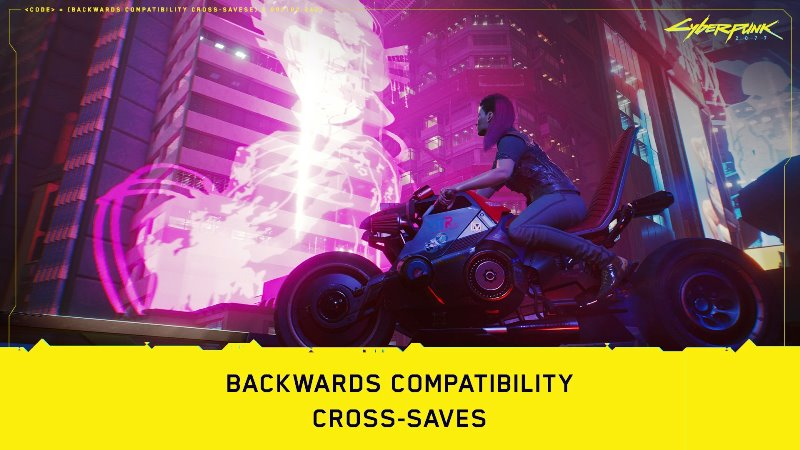 Cyberpunk 2077 CDPR Explains How Cross-Saves to PS5, Xbox Series X Work
