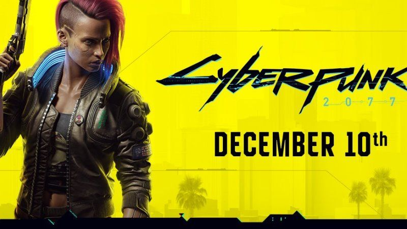 Cyberpunk 2077 Developers Re-Confirms December Release After Delay Rumors