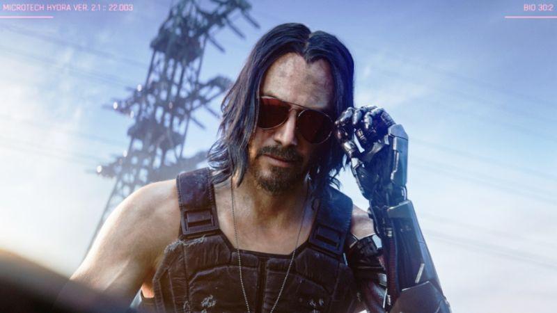 Cyberpunk 2077 Leaked Gameplay Video With Keanu Reeves Revealed