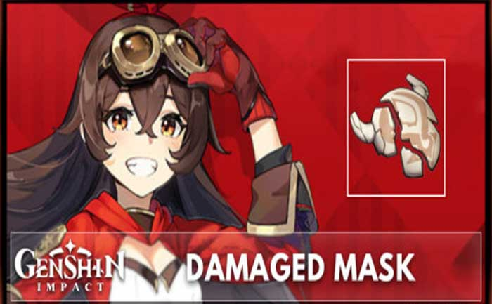 Genshin Impact Damaged Masks Location