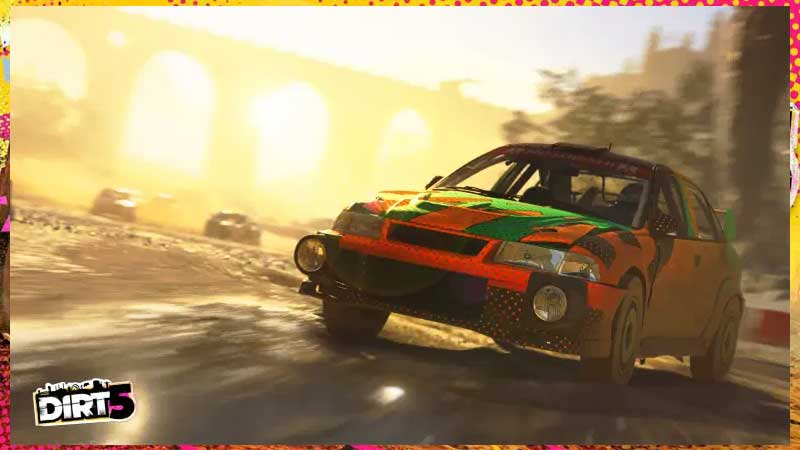 Dirt 5 Stamps Guide