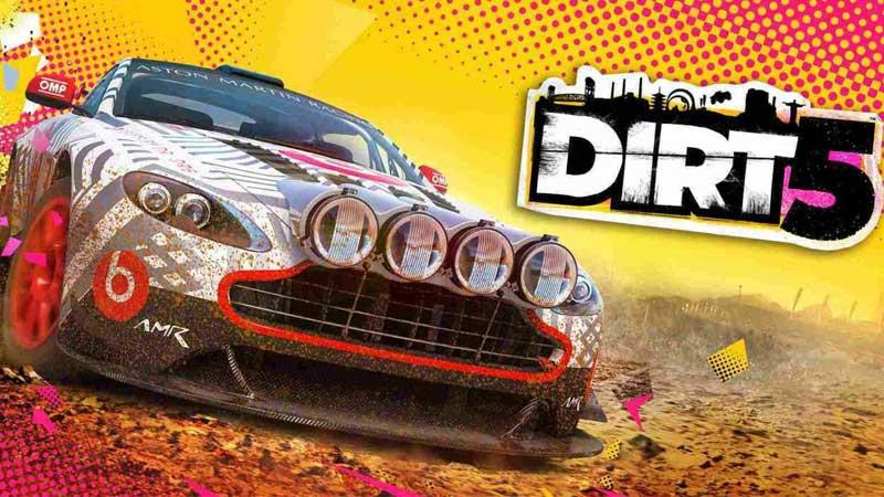 Dirt 5 Sponsors