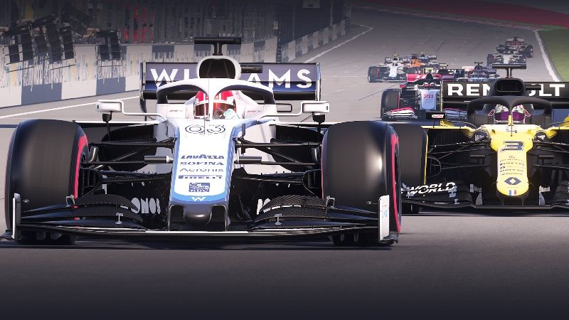 F1 2020 Free Trial Version Demo Available on PS4 & Xbox One