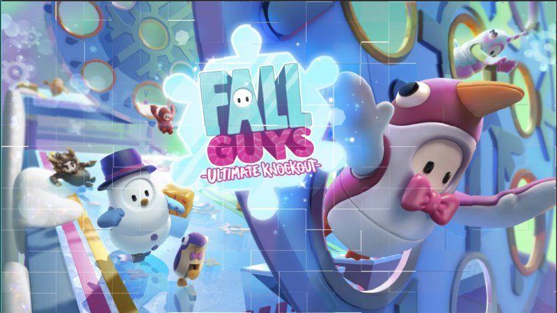 Fall Guys Season 3 Winter Knockout Announced